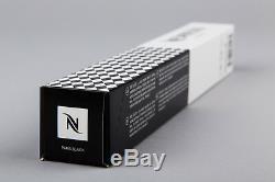 100x Nespresso Capsules Paris Black Limited Edition 2018 Last Pieces