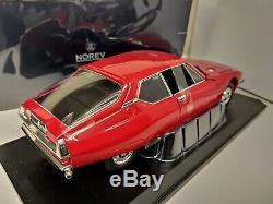 118 Norev Citroen SM rot rouge red Limited Edition 100 Pieces NEU NEW