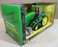 2 Pieces John Deer 8520T Tractor Cab Clear Windows & Steps Die-Cast 116 & 164
