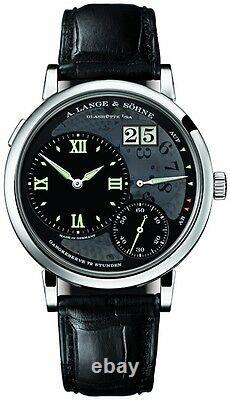 A. Lange & Sohne Grand Lange 1 Lumen 40.9mm Platinum Limited 200 Pieces 117.035