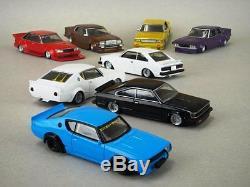AOSHIMA 1/64 Japanese Classic Car Gurachan collection Part. 9 (12 pieces BOX) New