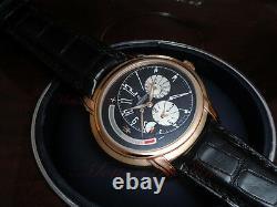 Audemars Piguet Millenary Maserati Dual Time Rose Gold Limited 450 Piecs 26150OR