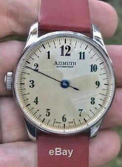 Azimuth Back In Time The Glenlivet Limited Edition 12 Pieces Swiss Automatic