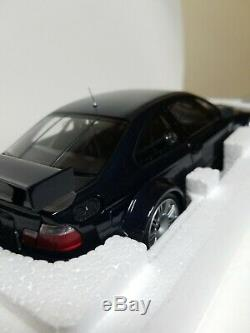 BMW M3 GTR Limited Edition 3000 pieces stuck 118 Kyosho