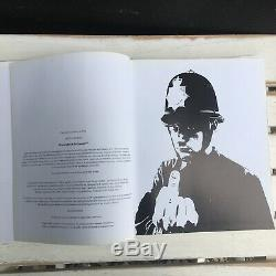 Banksy Wall and Piece by Banksy 1st/1st HB LTD ED 2005 VG + Dust jacket