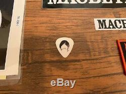 Blink-182 Greatest Hits Vinyl (Tin) 2XLP BUNDLE (rare pick, stickers patch)
