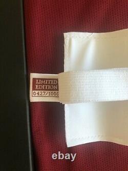 Box Cofanetto Totti Roma Maglia Limited Edition No Match Worn Special Patch