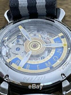 Bremont 1918 RAF Commemorative Watch Limited Edition of 275 pieces £8495 List
