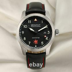Bremont Solo/18 SQN Stainless Steel Limited Edition 50 pieces