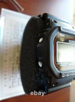 CASIO G-SHOCK DW-5000 BAPE (A Bathing Ape) Screw Back 1000-piece Limited Edition
