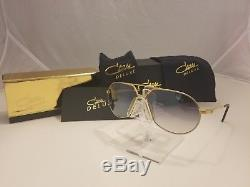 CAZAL Sunglasses Model 968 24kt LIMITED EDITION. 1 out of 500 limited pieces