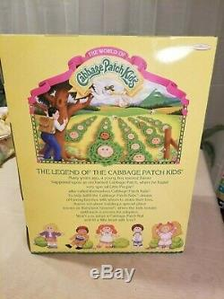 Cabbage Patch Kids Vintage Doll Limited Edition 30th Birthday Red Hair NIB
