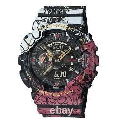 Casio G-shock One Piece Ga-110jop-1a4er Watch Limited Edition Brand New