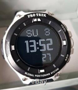 Casio Protrek Smart Watch WSD-F20-WE Limited Edition White 1500 Pieces