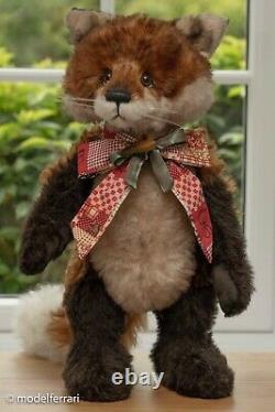 Charlie Bear Rogan' Limited edition of only 120 pieces