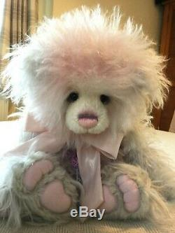 Charlie Bears Dreamgirl Limited Edition No. 87 of 250 Pieces Mohair/Alpaca