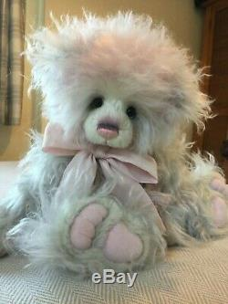 Charlie Bears Dreamgirl Limited Edition of 250 Pieces Mohair/Alpaca