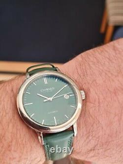 Christopher Ward Malvern mkII. 100 piece limited edition. Green dial Automatic