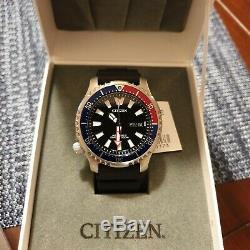 Citizen Promaster NY0088-11E Fugu Limited Edition Asia Only 1000 pieces