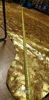 Cow hide rug RRP £400New(Large size)Really beautiful piece. Hanlin ltd top qual
