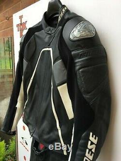 Dainese Genuine'72' LTD EDITION 2 piece race suit uk 38 euro 48