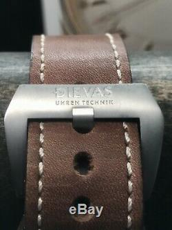 Dievas MG-1 Special limited Edition 99 Pieces 45mm German SuperAlloy Case 1000m