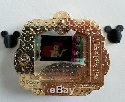 Disney A Piece of Movies Pin ARIEL The Little Mermaid Limited Edition 2000