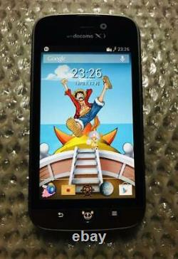 Docomo NEC N-02E ONE PIECE LIMITED EDITION Android Unlocked JAPAN F/S