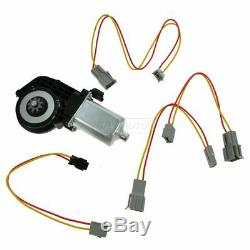 Dorman 9 Tooth Power Window Motor Front & Rear Kit for Lincoln ford Mercury