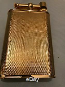 Dunhill Charleston 100 pieces Limited edition Gold Plated