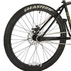 Eastern Growler 26 LTD BMX Bicycle Bike 3 Piece Crank Chromo Frame 2020 Black