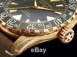 Eterna Kontiki Bronze Manufacture Limited Edition 300 Pieces 1291.78.49.4122