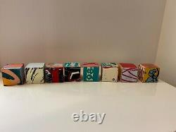FAILE Original Pieces On Wood banksy bast invader martin whatson kaws obey giant