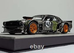Ford Mustang Honigan Ken Block Top Marquez 118 very rare 1000 pieces released
