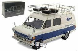 Ford Transit Motorsport 118 Scale Model Rare Collectors Piece Premium Classixxs
