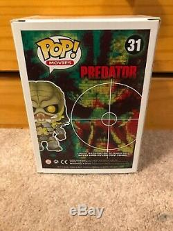 Funko POP! The Predator Bloody 2013 SDCC Limited Edition 1008 Piece With Pop Stack