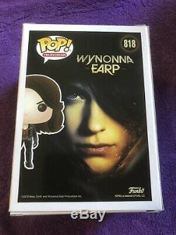 Funko POP! Wynonna Earp SDCC 2019 Limited Edition 1000 Pieces, New