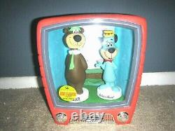 FunkoVision Yogi Bear and Huckleberry Hound (Limited Edition of 480 Pieces)