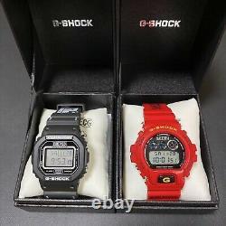 G-SHOCK One piece MONKEY D LUFFY Limited collaboration DW-6900FS 5600VT set NEW