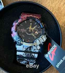 G Shock One Piece Collaborative Timepiece NEW with Tags Limited Edition