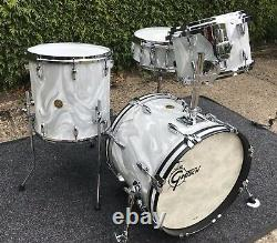 GRETSCH USA CUSTOM 4 Piece 130th Anniversary DRUM KIT, LIMITED EDITION 1 OF 35