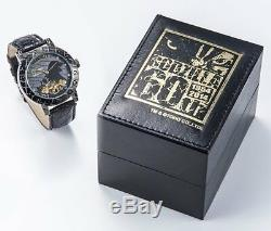Godzilla 60th Anniversary Wrist Watch1954 pieces Limited edition from Japan F/S