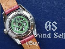 Grand Seiko SBGH269 Autumn red Limited Edition of 900 Pieces
