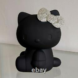 Hello Kitty x Sephora Limited Edition Black with Crystal Bow 5-Piece Brush Set