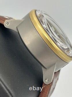 Helson Gauge 1st Edition 25 Pieces 3500m Diver Titanium Bronze Swiss Automatic