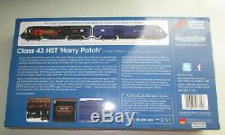 Hornby HST, First Great Western FGW Livery, Limited Edition Harry Patch R3379