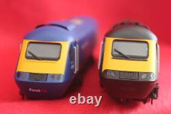 Hornby Harry Patch Class 43 Oo Guage Hst 125 Limited Edition Box Set