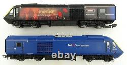 Hornby NRM R3379 Harry Patch HST P/C twin set Limited Edition No 312 of 500