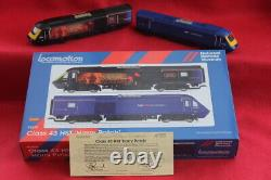 Hornby R3379 Harry Patch Class 43 Hst 125 Mint Collectors Set. National Railway M