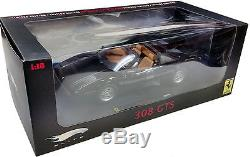 Hot Wheels Elite 1/18 Ferrari 308 Gts Black P9899 Limited Edition 5,000 Pieces